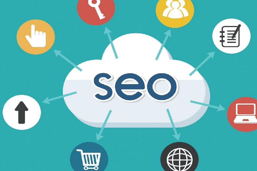 thiết kế web và seo