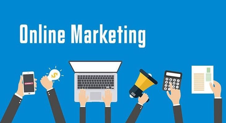 Dịch vụ Marketing Online cho website