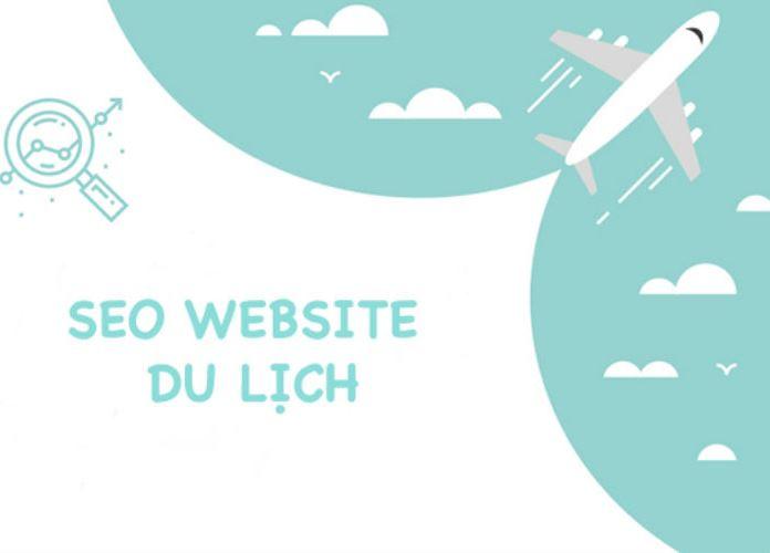Cần tối ưu hóa SEO cho trang web du lịch.