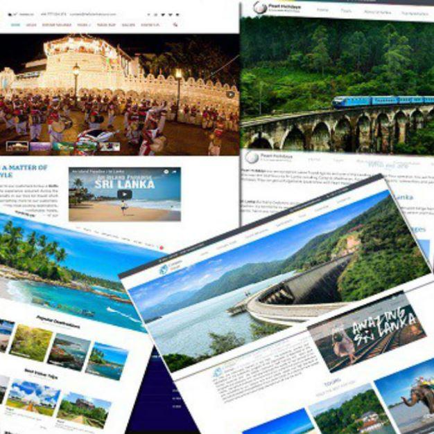 Top 10 mẫu website du lịch đẹp và ấn tượng