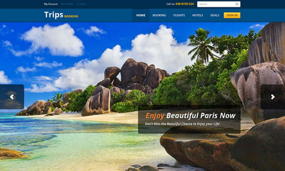 Trips Booking
