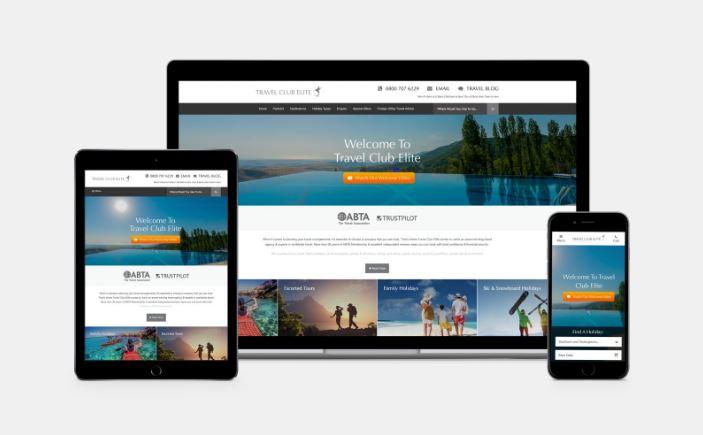 Thiết kế website tương thích với nhiều trình duyệt khác nhau.
