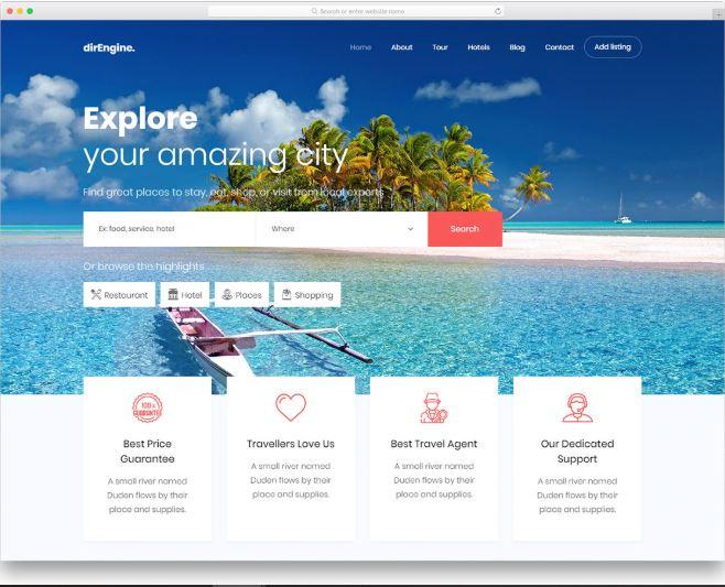 Thiết kế website du lịch mang đến nhiều lợi ích.