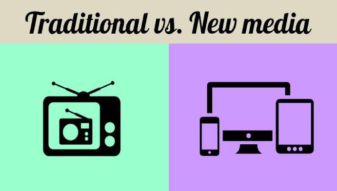 Phương tiện truyền thống có phải là Social Media