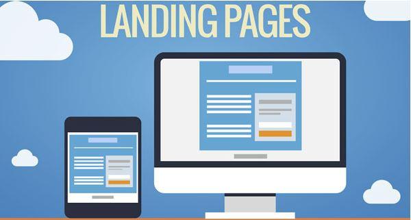 """Landing Page có một tên gọi khác đó là """"Trang Đích""""."""