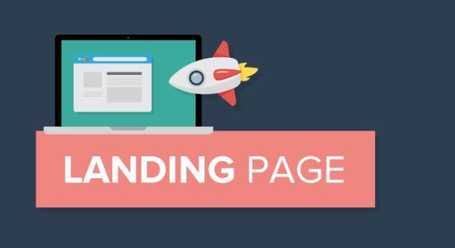 Landing Page giới thiệu Apps cần phải làm nổi bật tên và Logo.