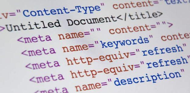 Khai báo mã hóa các ký tự của một website với thẻ Meta Content Type