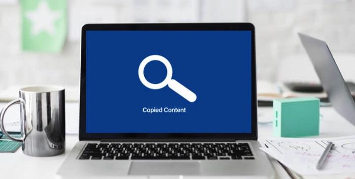 Cách kiểm tra đạo văn Online trên website