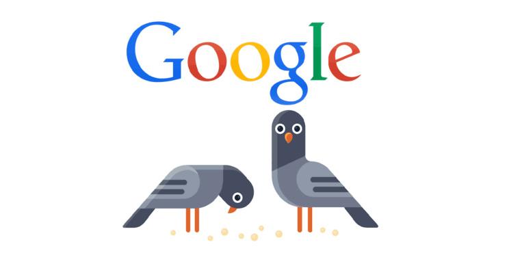 Thuật toán Google Pigeon