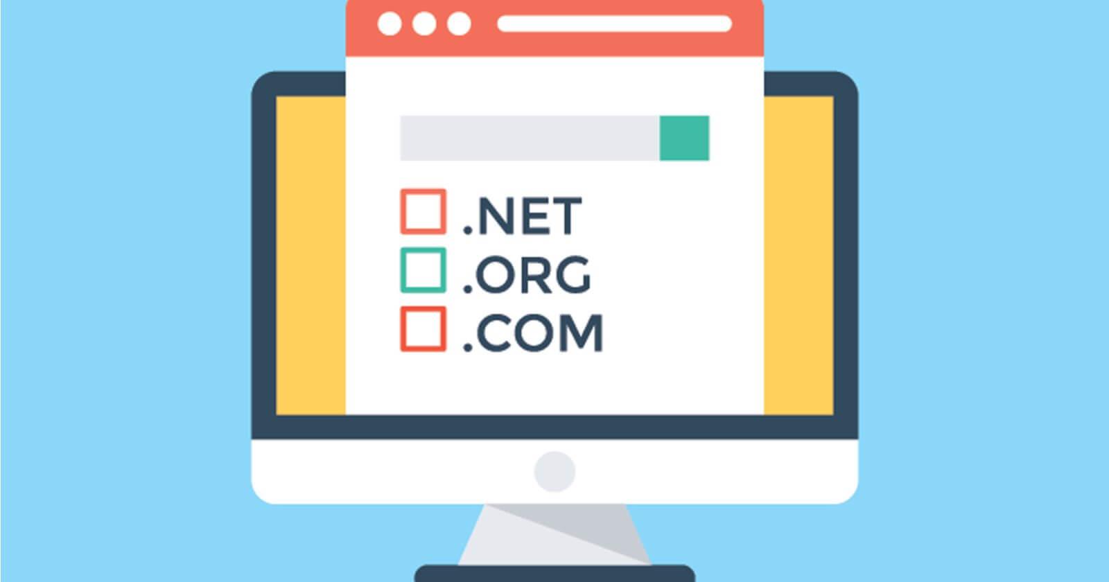 Lựa chọn tên miền phù hợp cho website