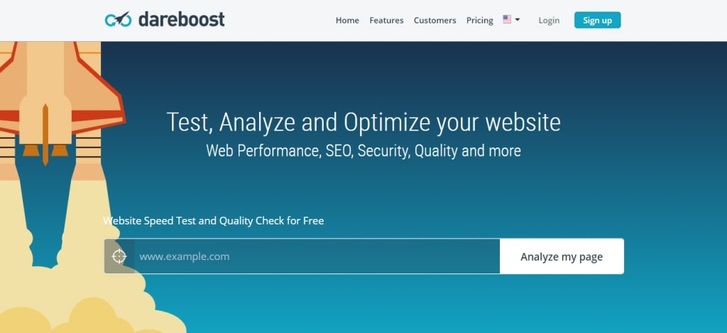 kiểm tra tốc độ load website