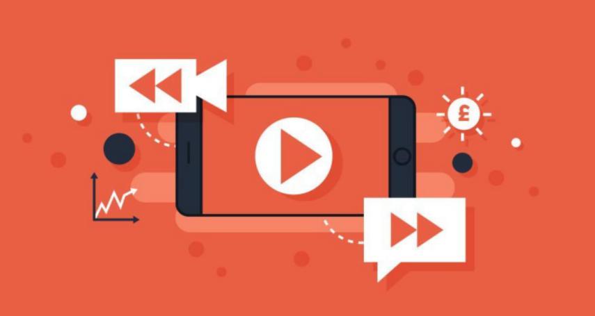 Tận dụng dùng video content thiết bị y tế