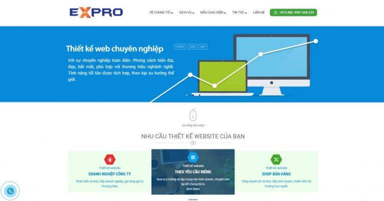 công ty thiết kế website bán video khóa học
