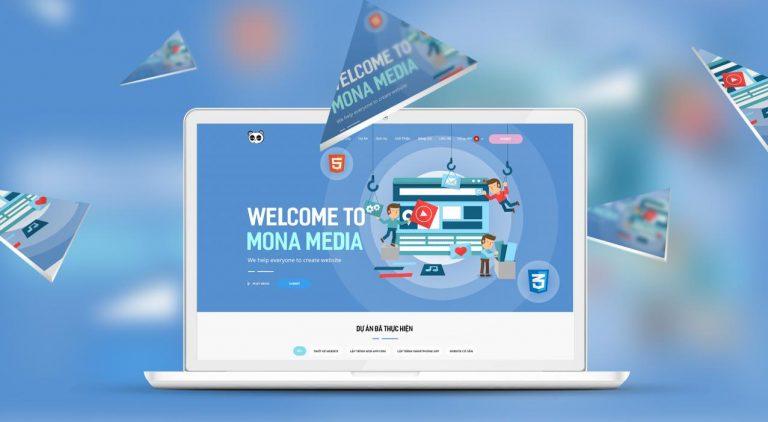 đơn vị thiết kế web học trực tuyến