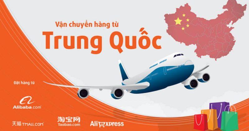 Top website nhập hàng – Đơn vị vận chuyển hàng Trung Quốc hàng đầu Việt Nam