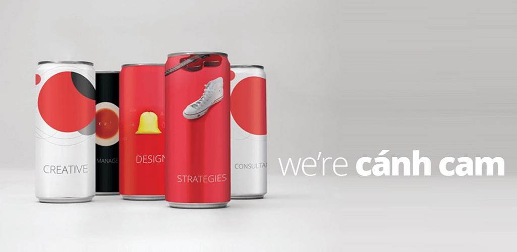 công ty thiết kế website cánh cam