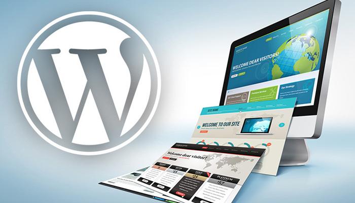 Phần mềm thiết kế web kéo thả không cần code - WordPress